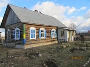 Продам дом,  ст. Верейцы,  Пуховичское направление,  90км от МКАД