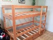 кровать двухъярусная дешево