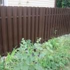 Забор из штакетника металлического – это уникальный вид ограждения,  пр