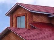 Металлочерепица.Хорошая крыша -это залог вашего уюта и комфорта.