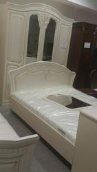спальный гарнитур валерия новый жемчуг