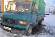 Продаю грузовик Мерседес 508 тент 42.12.1 м. кузов