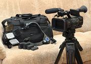 Видеокамера SONY HXR-NX5M в комплекте