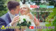 Свадебная видеосъемка,  фотосъемка в Могилеве и Могилевской области