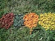 Декоративный цветной щебень в Могилёве