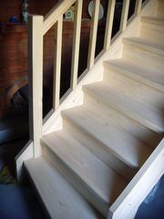 Лестницы Деревянные.