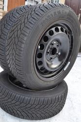 Продам зимние шины на дисках 4 шт.