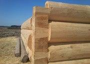 Деревянные срубы для бани,  дома,  беседки