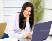 Работа в новом официальном интернет-проекте