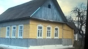 Частный дом в д. Сухари (18 км от Могилева)