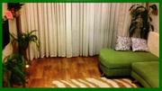2-комнатная квартира на сутки с хорошим ремонтом. Wi-Fi,  отчётные документы,  возможен безналичный расчет