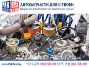 Осуществляем продажу автозапчастей для Citroen в Могилеве.