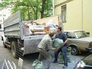 Вывоз мусора(строительного,  прочего хлама)