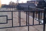 Ритуальные ограды из металла