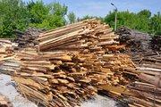 Горбыль,  дрова 7м3 - доставка МАЗ самосвал - 95 рублей машина