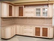 Кухни под заказ. Большой выбор материалов.