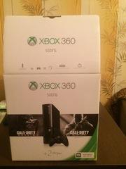 Игровая консоль Xbox 360 slim 500gb