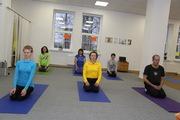 Йога для начинающих,  групповые и индивидуальные занятия.