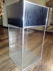 Вертикальный аквариум на 13 литров