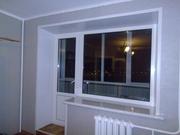Балконный блок ПВХ (Окна,  двери,  офисные перегородки ПВХ)