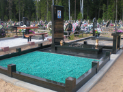 Благоустроим могилу на кладбище в Могилеве