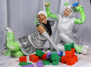 Инопланетяне на детский праздник