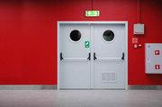 Противопожарные дымонепроницаемые стальные двери