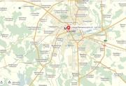 Предлагаем участок 0, 3117 га в центре Могилева под строительство