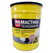 Мастика МКТН, МБПХ аутокрин (битумно-полимерная), вед. 20, 50кг