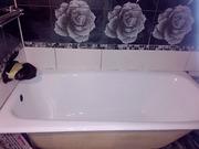 Профессиональная реставрация старой ванны материалами премиум класса.