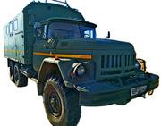 ЗИЛ-131,  1989г.в.,  бензин,  6, 0л,  6х6.