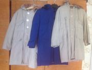 зимние куртки на меху на ребенка 6-7 лет