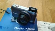 Продам фотоаппарат Canon PowerShot SX220 HS
