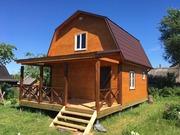 Строительство современных Каркасных Домов и Бань