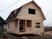 Дом сруб(брус) Эмил 6×8 с установкой в Могилеве