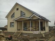 Строительство каркасных Домов и Бань под ключ в Кличеве