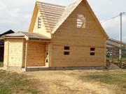 Строим Дома бани из бруса. У нас честная цена 100%. Чаусы