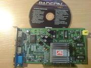 Продаётся видеокарта radeon 9000