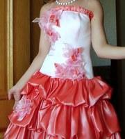 Продам выпускное платье, нежного розового цвета